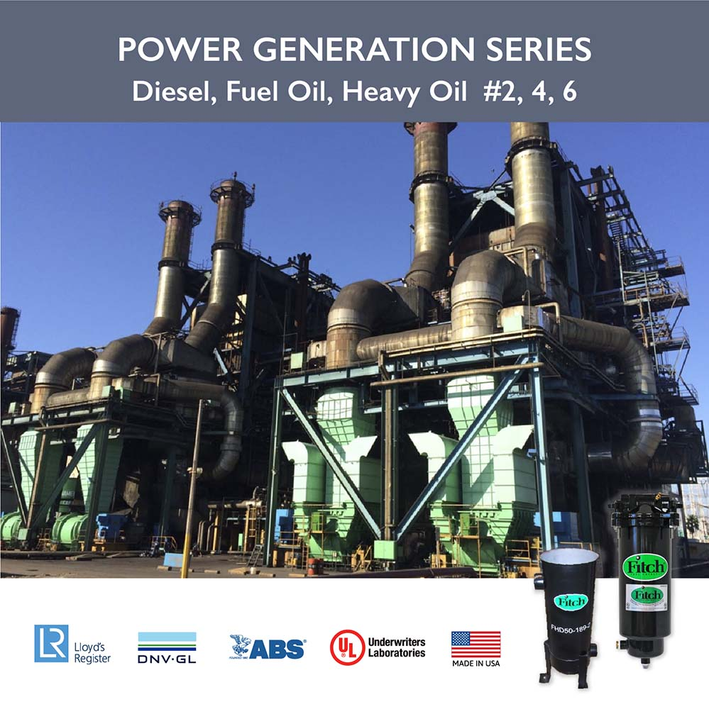 FHD Power Generation Series | Fitch Fuel Catalyst